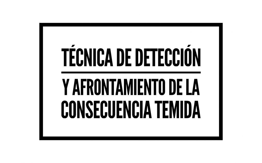 técnica de detección y afrontamineto de la consecuencia temida dact