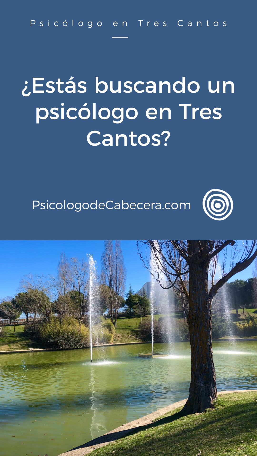 psicologo en tres cantos