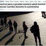 Entrevista a Fernando Azor para Euronews